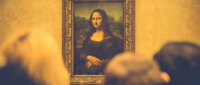 Mona lisa art of business ideas