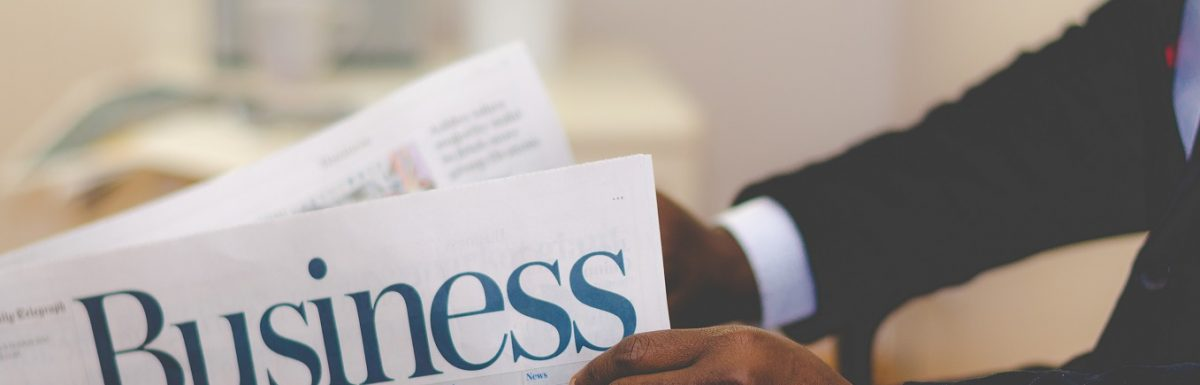How to Think of Business Ideas from the News