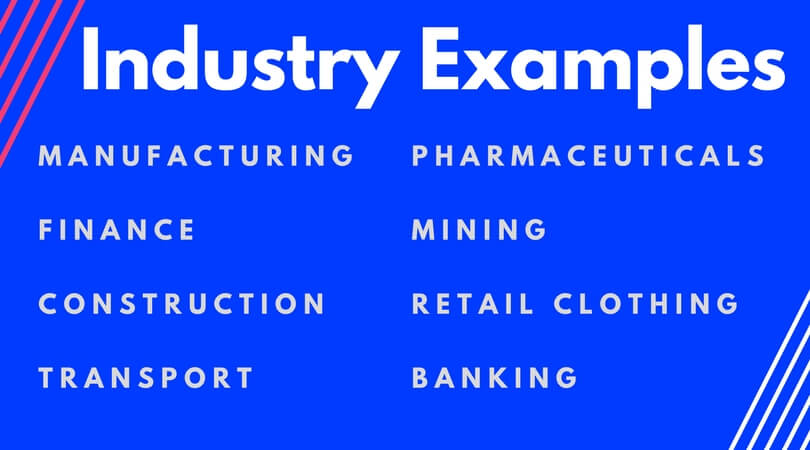 Industry Examples