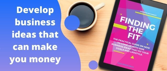 Side business ebook banner