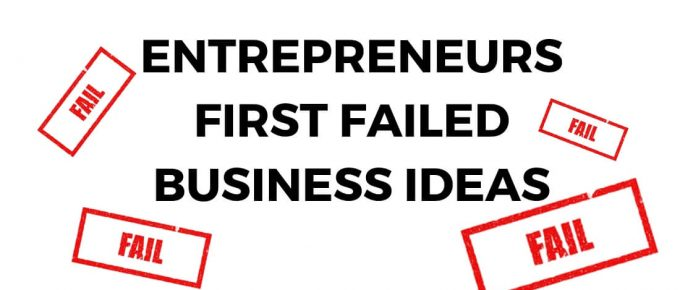 Entrepreneurs First Failed Business Ideas and other failed companies