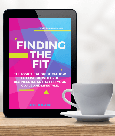 Finding The Fit Ebook - Footer