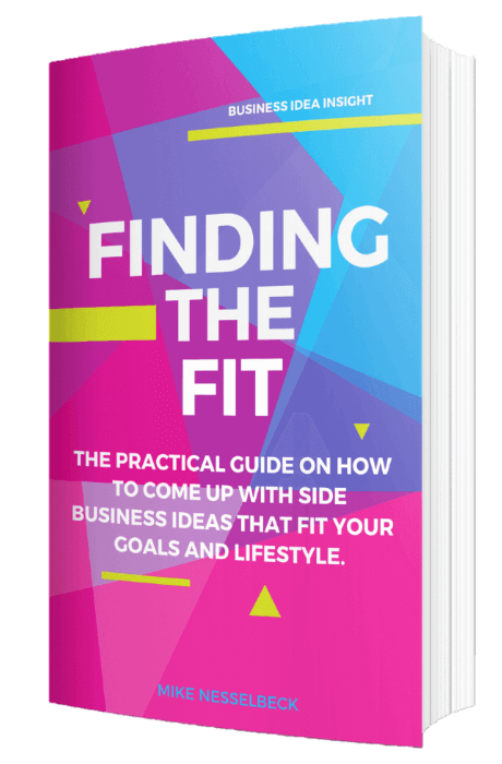 Finding the Fit Ebook Preview Cover