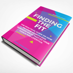 Finding The Fit Ebook- side view