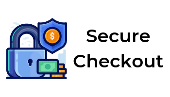 Credit card and money purchases are secure and encrypted