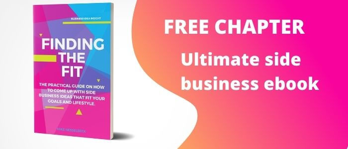 Ultimate side business ebook banner 3