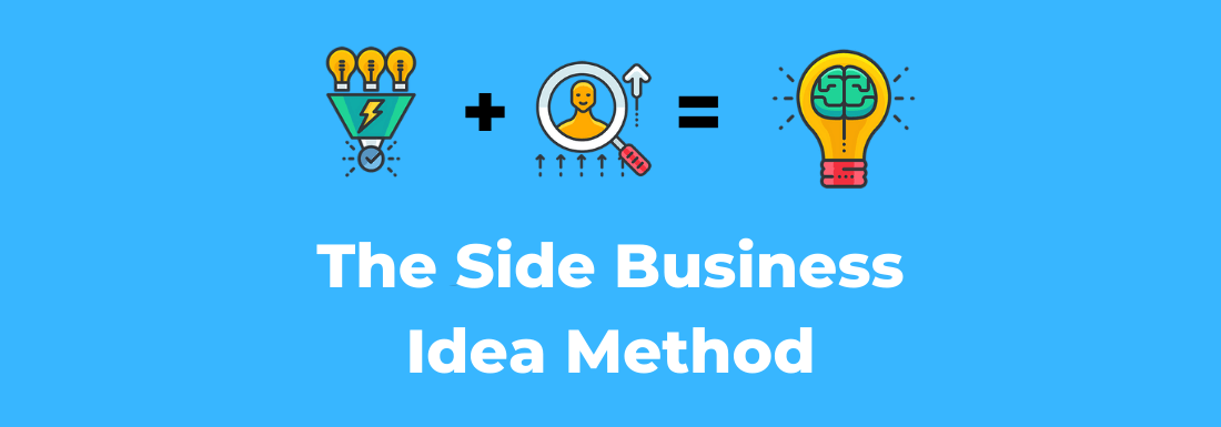 The Side Business Idea Equation & Method